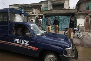 Pak police parade couple naked for intent to commitadultery