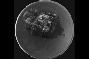 Mars rover Curiosity ready for its driver'slicense