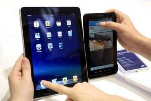 New technology can 'pull' a show on TV ontotablet