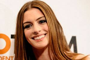 Anne Hathaway can't wait to get married