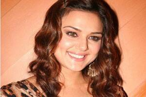 Preity Zinta makes a comeback with 'Ishkq in Paris'