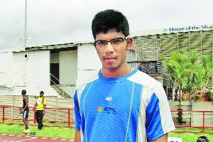 Star Olympics coach bets on Indian hurdles champ