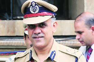 City police force sees another rejig within a week