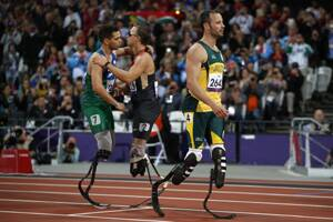 Paralympics: Oscar Pistorius dethroned,as Brazil,China triumph