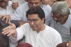 Suspected Raj Thackeray men ransack theatre screening Bhojpuri film 'Ek Bihari Sau PeBhari'