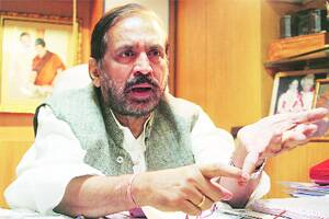 5/19: Kalmadi's  attendance in Monsoon Session