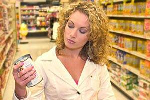 Read food labels and stayslim