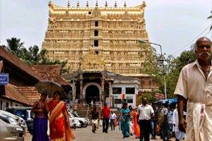 Women not allowed to enter Padmanabhaswamy temple vault for inventory