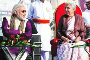 Governor has her way in Narendra Modi-ruled Gujarat,yet again