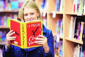 With Punjab in Pagford,J K Rowling's first book 'Casual Vacancy' for adults hits stores