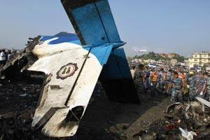 Nepal plane crashes on take-off,all 19 people on board killed,including ticketlessflyer
