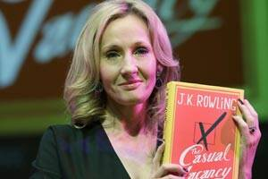 Now,J K Rowling's 'The Casual Vacancy' enragesSikhs