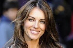 Liz Hurley turns Empire State bldg pink for cancercampaign