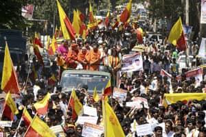 CRA order: Karnataka bandh evokes goodresponse