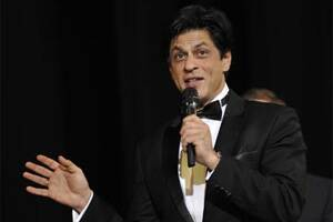 Shahrukh Khan's video on Bengal wins award inJapan