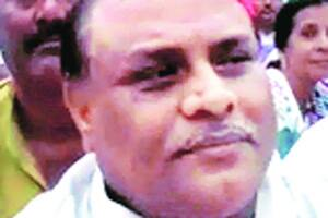 UP minister who 'abducted' Gonda CMO to alter list of doctorsresigns