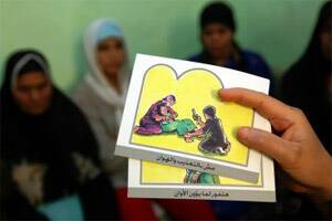 Fighting female genital mutilation,one Kurdish village at a time