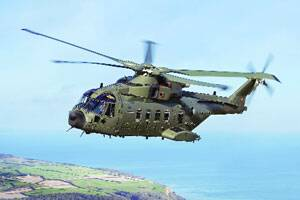 Consultant in chopper deal held in Europe