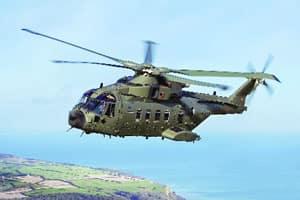 Consultant in chopper deal held inEurope