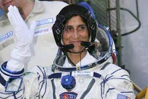 Sunita Williams terms floating around in space 'priceless'