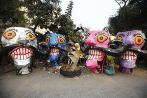 This time,Kullu Dussehra to be held under close ECwatch