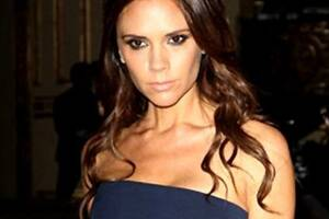 Victoria Beckham named world's least fun celebrity