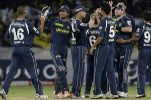 All Deccan Chargers players available to new franchise:Board