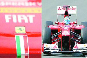 Ferrari ignores India,brings sailor row to F1