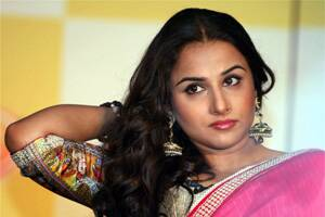 Vidya Balan delighted to promote Indian Film Festival inMelbourne