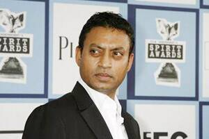 I'm not eager to push my son into films,says IrrfanKhan