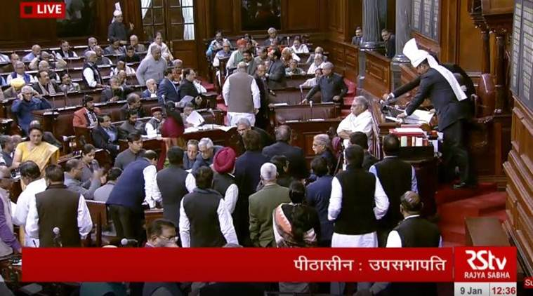Parliament Winter Session Today LIVE Updates: