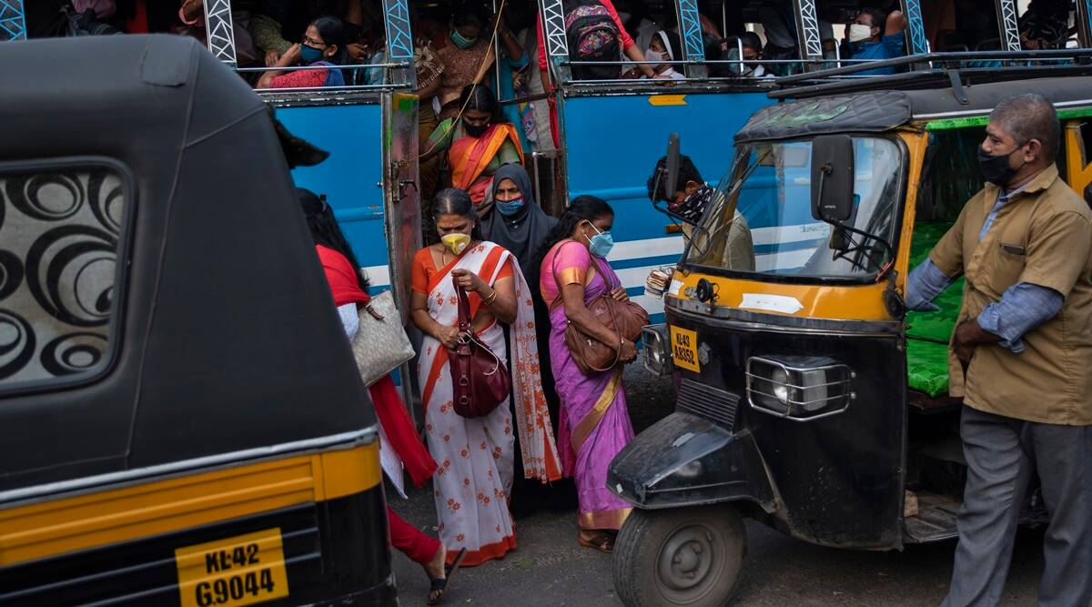 On the road with Covid: Auto-rickshaws and bike taxis recover faster, cabs behind