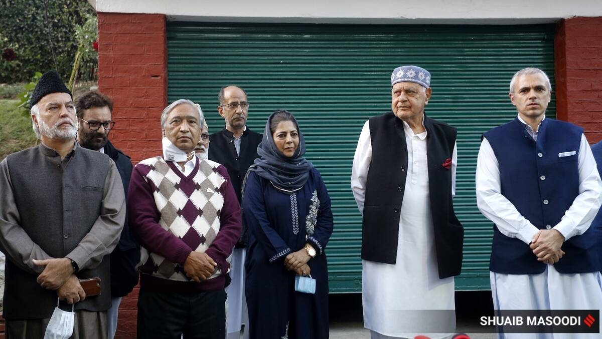No sign of Assembly polls, Centre floats new local level govt in J&K: District council