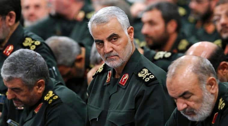 Qasem soleimani killing, United states drone strike iran, Quds Force, Iran nuckear deal, Iran crisis, US-Iran relations, United states news, Iran news, germany news, France news, Britain new, brexit, Russia news, China news,