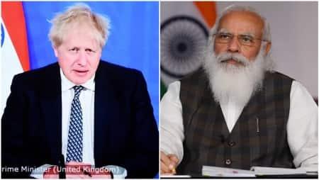 India UK relations, India UK ties, India UK coronavirus, Britain, United Kingdom, Narendra Modi Boris Johnson, Covid-19 India second wave, India UK trade