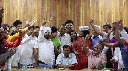 Election Commission's action to disqualify AAP MLAs was patentlymalafide