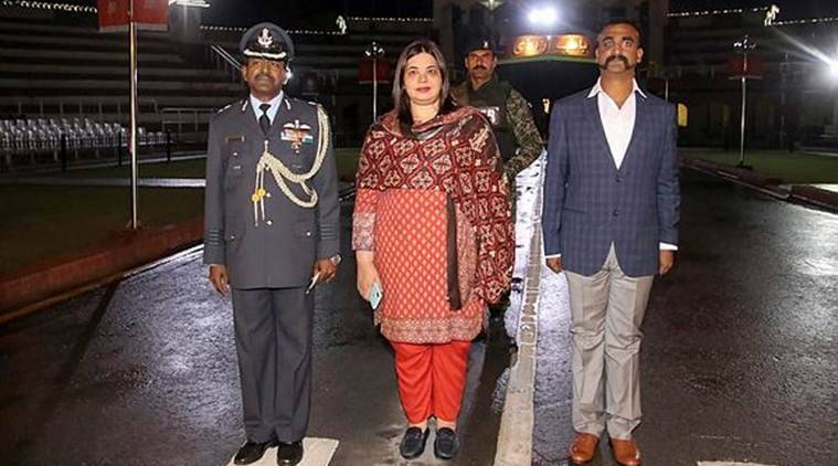 IAF Wing Commander pilot Abhinandan Varthaman LIVE News Updates: Pilot Abhinandan was released by Pakistani authorities on Friday. (PTI)