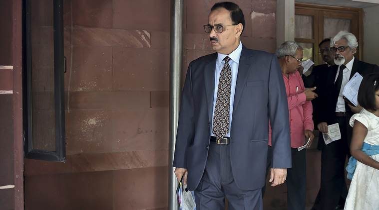 Before probe woes, CBI chief Alok Verma protested induction of unvetted officers