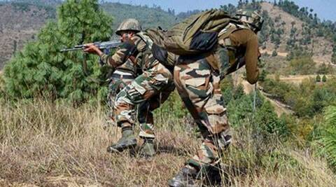 Four militants attempt to infiltrate along LoC, killed in gunbattle with security forces