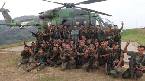 Hunters of the NSCN (K)