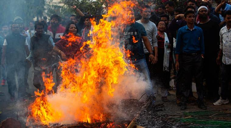 Citizenship Amendment Bill, CAB 2019, CAB protests, Citizenship Bill protests, Citizenship Amendment Bill protests, Amit Shah, Assam protests, Assam CAB protests, India news, Indian Express