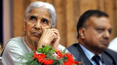Mizoram governor Kamla Beniwal was sacked on Wednesday. (Source: Express Photo)