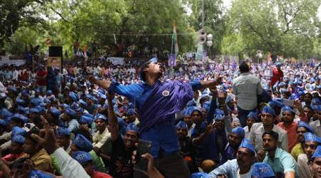 saharanpur, bhim army, bhim army members arrest, dalit group
