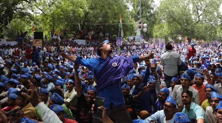 saharanpur, bhim army, bhim army members arrest, dalit group
