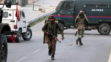 Two Pakistan-trained LeT militants arrested in Kashmir