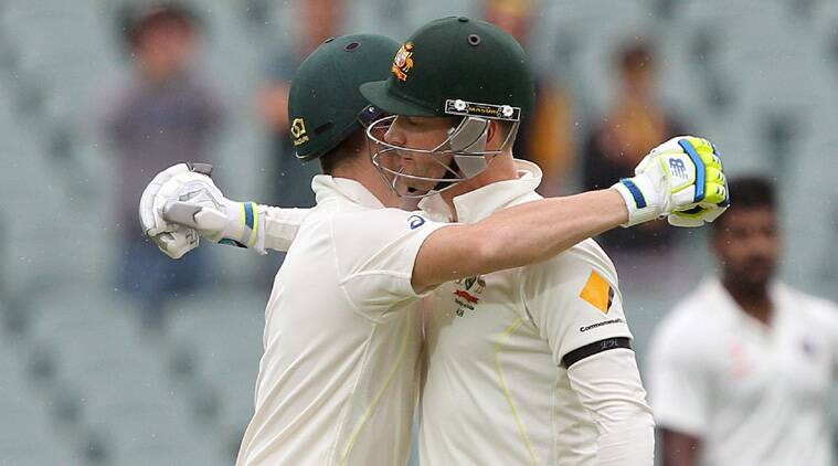 Live Cricket Score, India vs Australia, 1st Test, Day 2: Both Steve Smith and Michael Clarke have looked in fine touch on Day 2. (Source: AP)