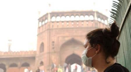 Delhi air pollution: City's 'dust' screen hiding bigger killers