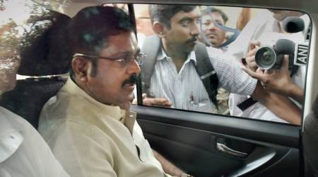 IT raids in Chennai: Rebel AIADMK leader Dinakaran says 'attempts being made to destroy our family'