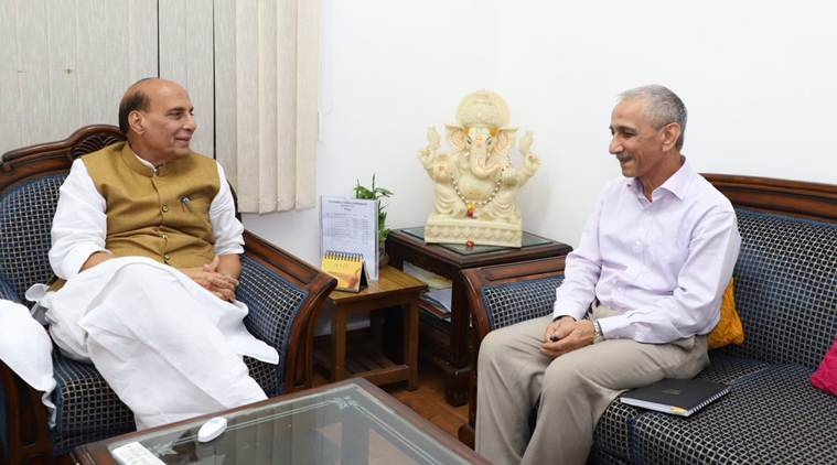 J-K interlocutor Dineshwar Sharma underlines: For talks, need to cool tempers first