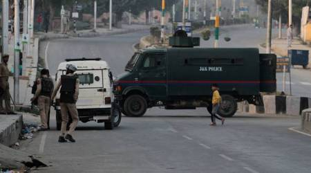 BSF, Fidayeen, BSF 182 Battalion, Border Security Force, Srinagar international airport, BSF attack, Militant attack, India news, Indian Express
